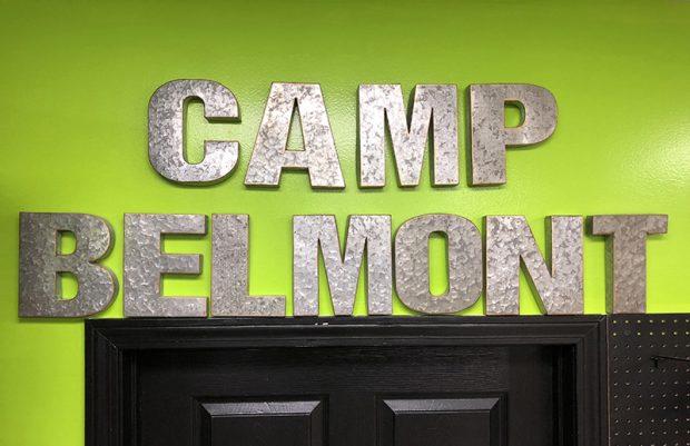 camp belmont