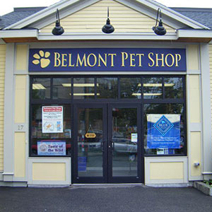 Pet Store In Belmont Ma Pet Supplies Treats And Food