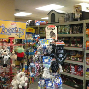 Pet Supplies Belmont MA